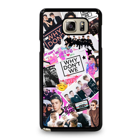 Teenage Why Don't We Dream Samsung Galaxy Note 5 Case