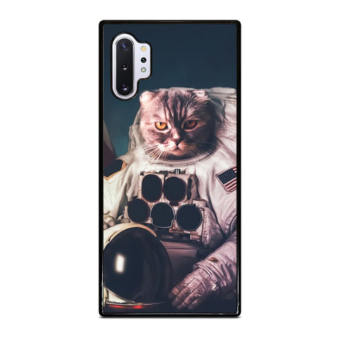 The Astronaut Cat Samsung Galaxy Note 10 Plus Case
