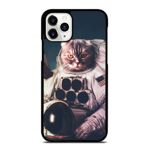 The Astronaut Cat iPhone 11 Pro Case