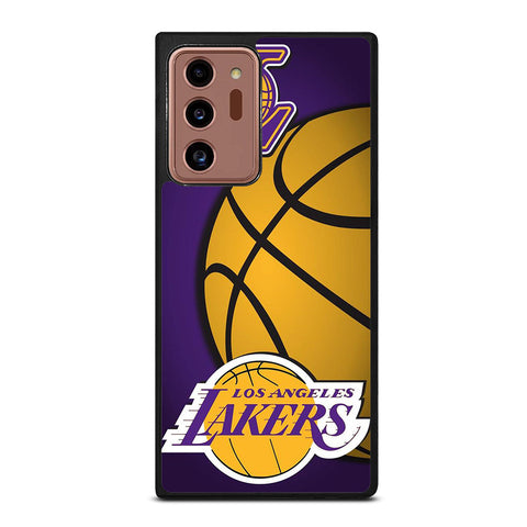 The Champ LA Lakers Samsung Galaxy Note 20 Ultra Case