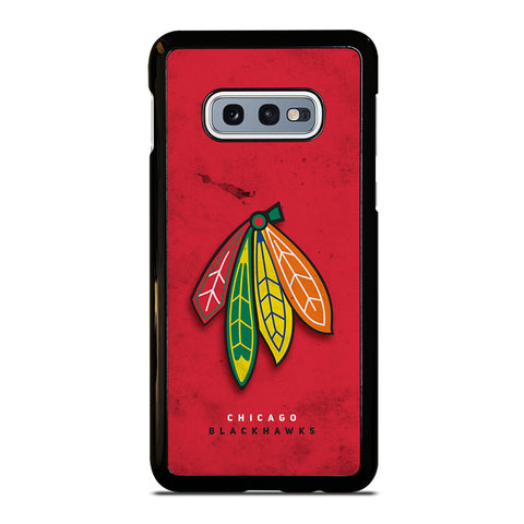 The Chicago Blackhawks Samsung Galaxy S10e Case