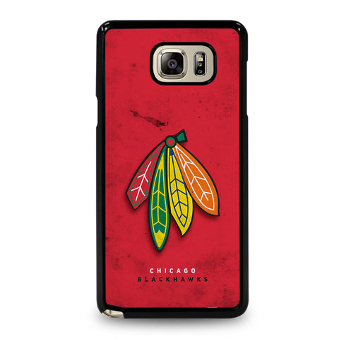 The Chicago Blackhawks Samsung Galaxy Note 5 Case