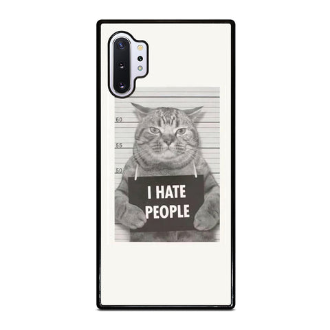 The Criminal Cat Samsung Galaxy Note 10 Plus Case