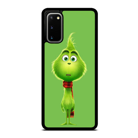 The Grinch Flat Face Samsung Galaxy S20 / S20 5G Case
