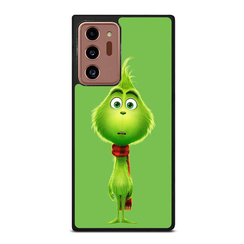 The Grinch Flat Face Samsung Galaxy Note 20 Ultra Case