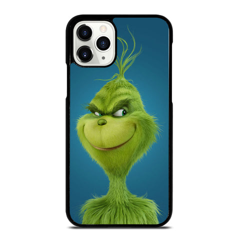 The Grinch Smile iPhone 11 Pro Case
