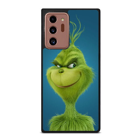 The Grinch Smile Samsung Galaxy Note 20 Ultra Case