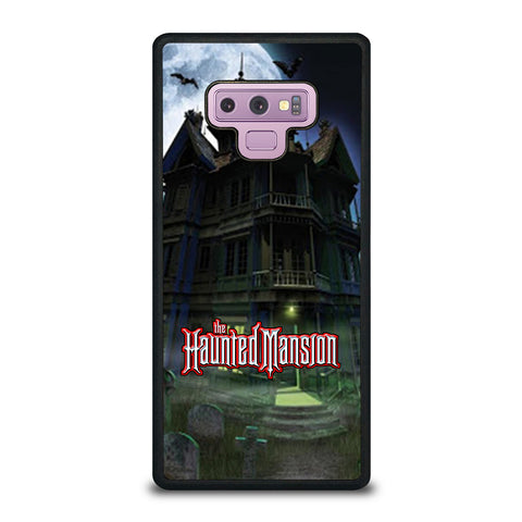 The Haunted Mansion Samsung Galaxy Note 9 Case