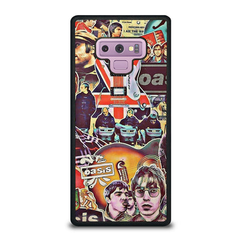 The Legend Oasis Samsung Galaxy Note 9 Case