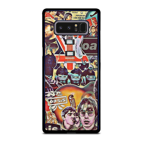 The Legend Oasis Samsung Galaxy Note 8 Case