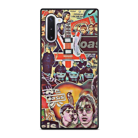 The Legend Oasis Samsung Galaxy Note 10 Case