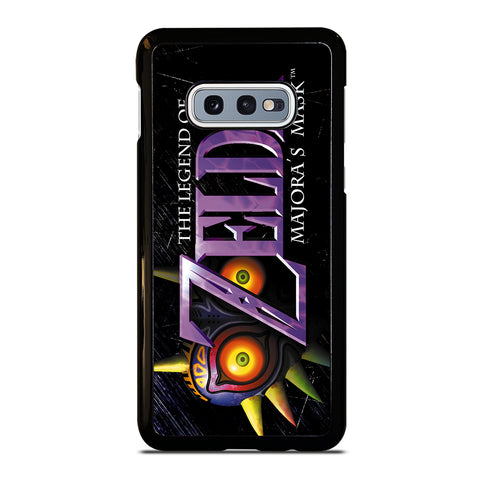 The Legend of Zelda Majora's Samsung Galaxy S10e Case