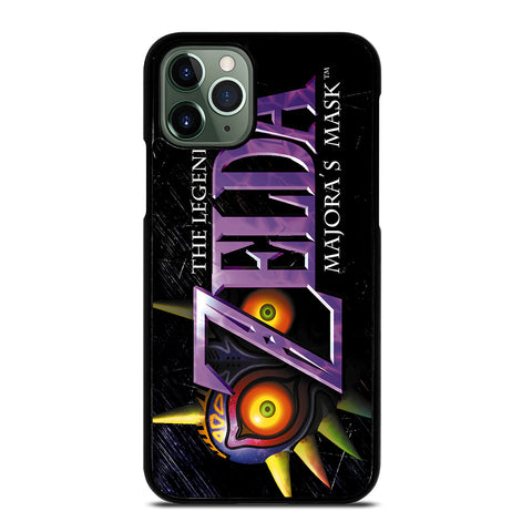 The Legend of Zelda Majora's iPhone 11 Pro Max Case