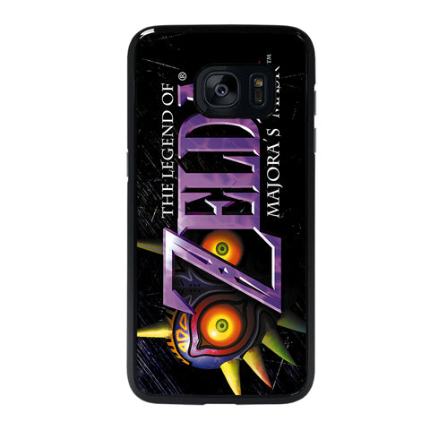 The Legend of Zelda Majora's Samsung Galaxy S7 Edge Case