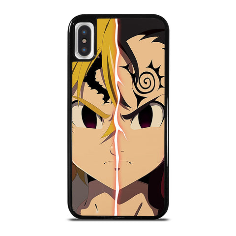 The Seven Deadly Sins Meliodas iPhone X / XS Case