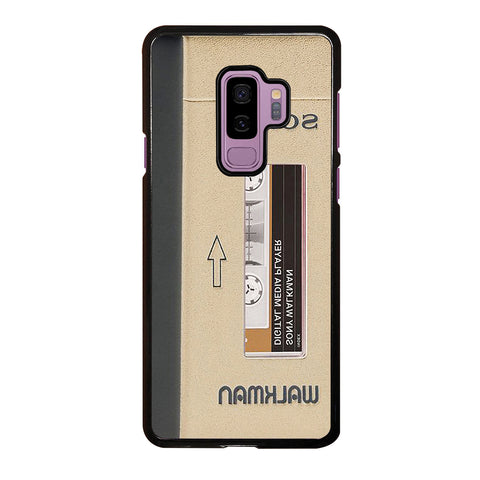 The Walkman Cassette Samsung Galaxy S9 Plus Case