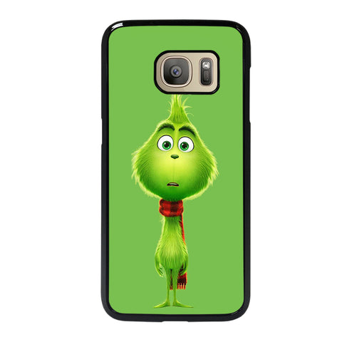 The Grinch Flat Face Samsung Galaxy S7 Case