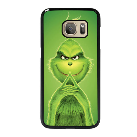 The Grinch Green Cartoon Samsung Galaxy S7 Case