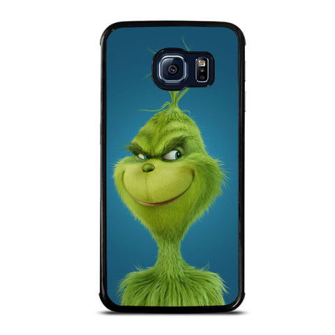 The Grinch Smile Samsung Galaxy S6 Edge Case