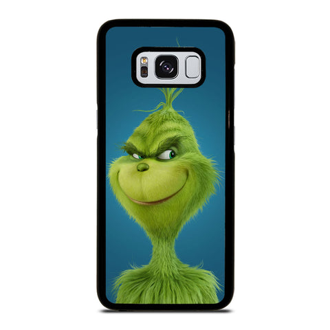 The Grinch Smile Samsung Galaxy S8 Case