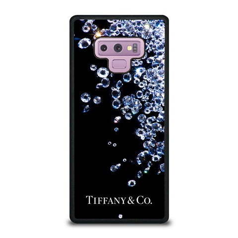 Tiffany And Co Diamonds Samsung Galaxy Note 9 Case