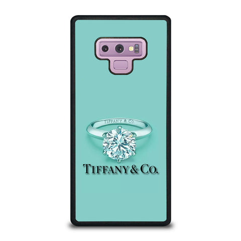 Tiffany And Co Samsung Galaxy Note 9 Case