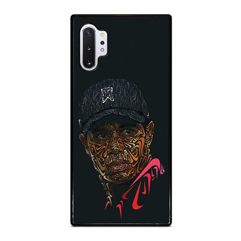 Tiger Woods In Nike Samsung Galaxy Note 10 Plus Case