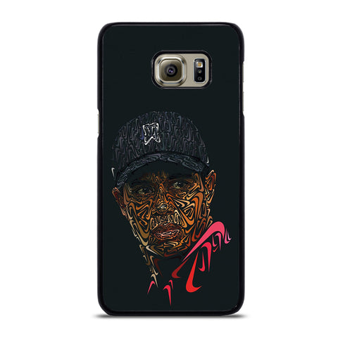 Tiger Woods In Nike Samsung Galaxy S6 Edge Plus Case