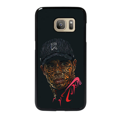 Tiger Woods In Nike Samsung Galaxy S7 Case