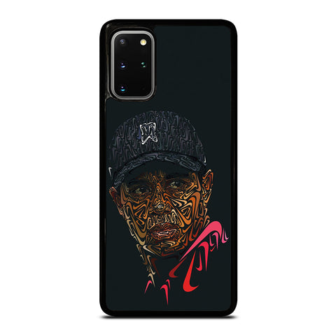 Tiger Woods In Nike Samsung Galaxy S20 Plus / S20 Plus 5G Case