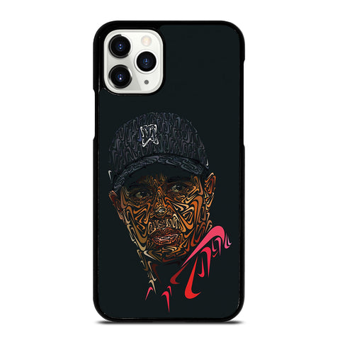 Tiger Woods In Nike iPhone 11 Pro Case