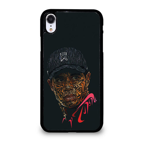 Tiger Woods In Nike iPhone XR Case