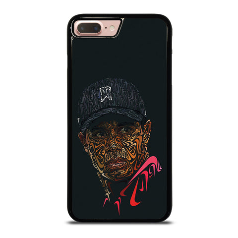 Tiger Woods In Nike iPhone 7 Plus / 8 Plus Case