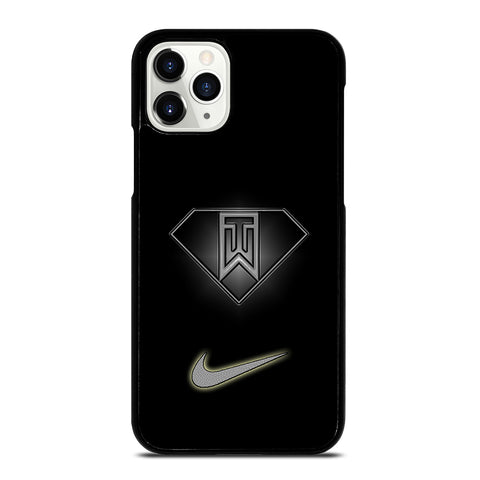 Tiger Woods Nike Logo iPhone 11 Pro Case