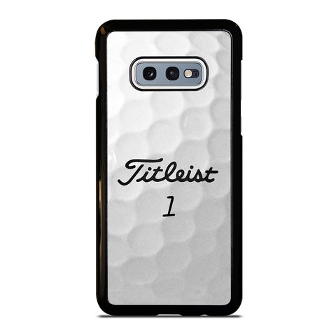 Titleist 1 Icon Samsung Galaxy S10e Case