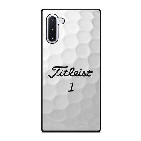 Titleist 1 Icon Samsung Galaxy Note 10 Case