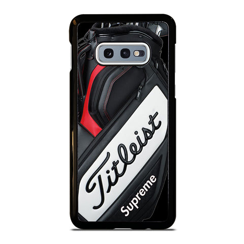 Titleist Golf Bag Supreme Samsung Galaxy S10e Case