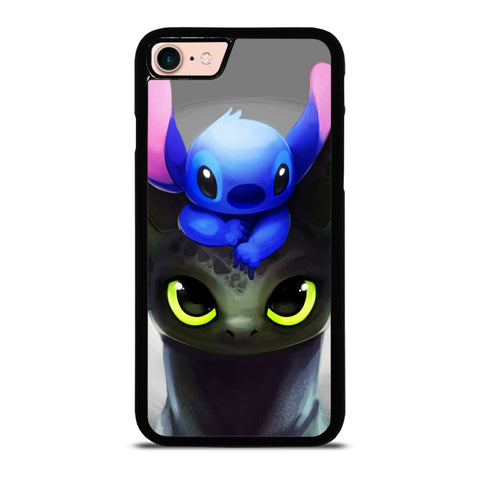 Toothless And Stitch Paint iPhone 7 / 8 Case