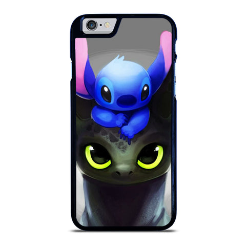 Toothless And Stitch Paint iPhone 6 / 6S Case