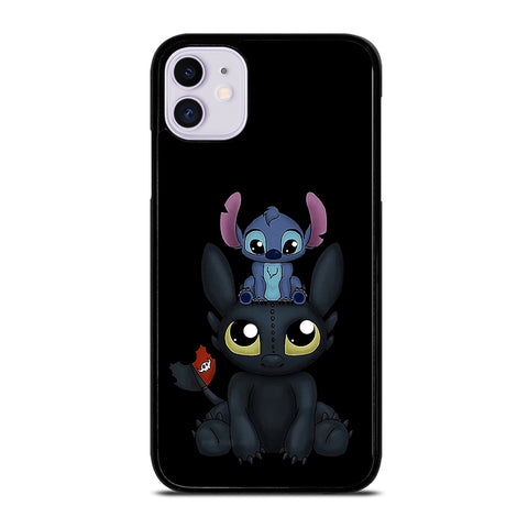 Toothless And Stitch iPhone 11 Case