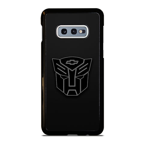 Transformer Chevy Optimus Prime Samsung Galaxy S10e Case