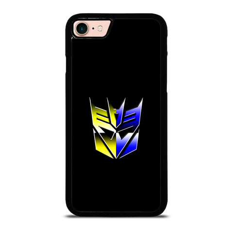 Transformers Decepticons Rainbow Logo iPhone 7 / 8 Case