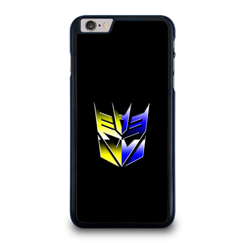 Transformers Decepticons Rainbow Logo iPhone 6 / 6S Plus Case