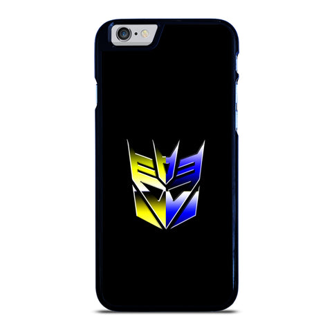 Transformers Decepticons Rainbow Logo iPhone 6 / 6S Case