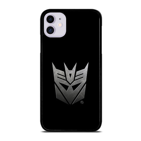 Transformers Decepticons iPhone 11 Case