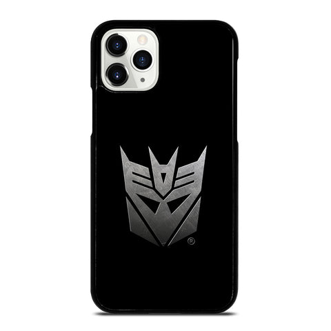 Transformers Decepticons iPhone 11 Pro Case