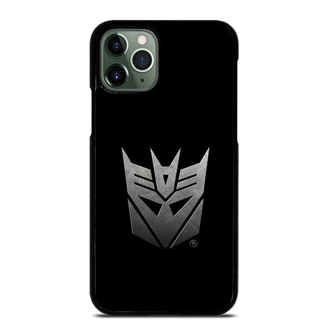 Transformers Decepticons iPhone 11 Pro Max Case