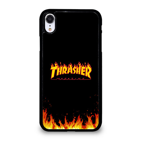 Trasher Smoldering iPhone XR Case