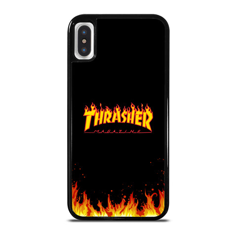 Trasher Smoldering iPhone X / XS Case