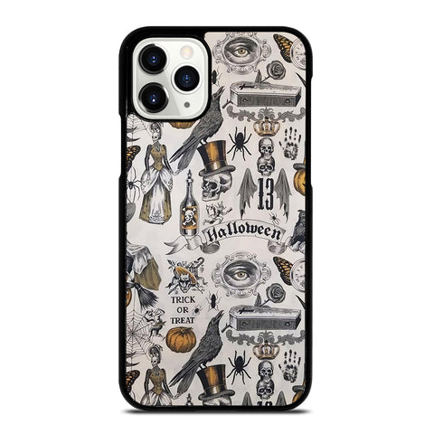 Trick Or Treat Halloween iPhone 11 Pro Case